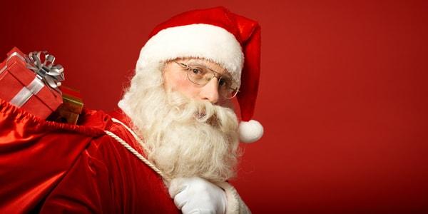 Эволюция Санта Клауса