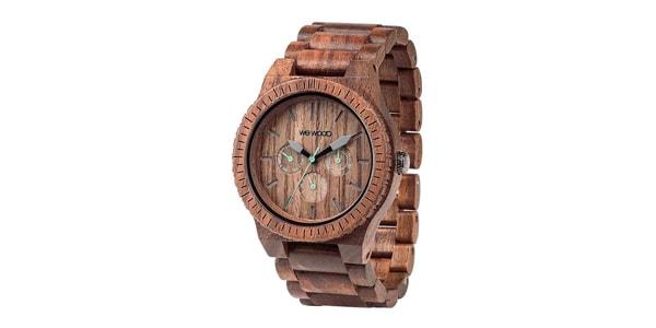 Компания WeWOOD представляет новые деревянные наручные часы WeWOOD Kappa Nut