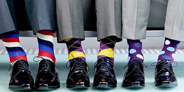 Полезные советы и хитрости при выборе модных носков