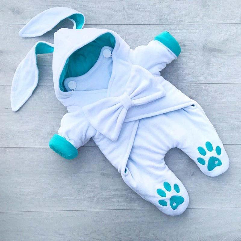 Комбінезон для новонародженого хлопчика Кролик Джек