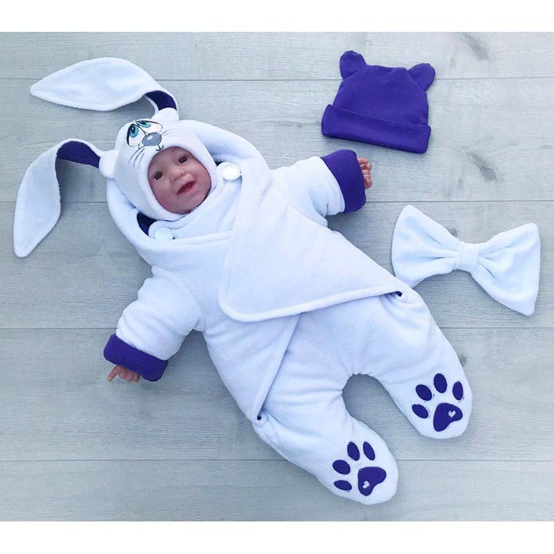 Комбінезон для новонароджених Кролик Роджер