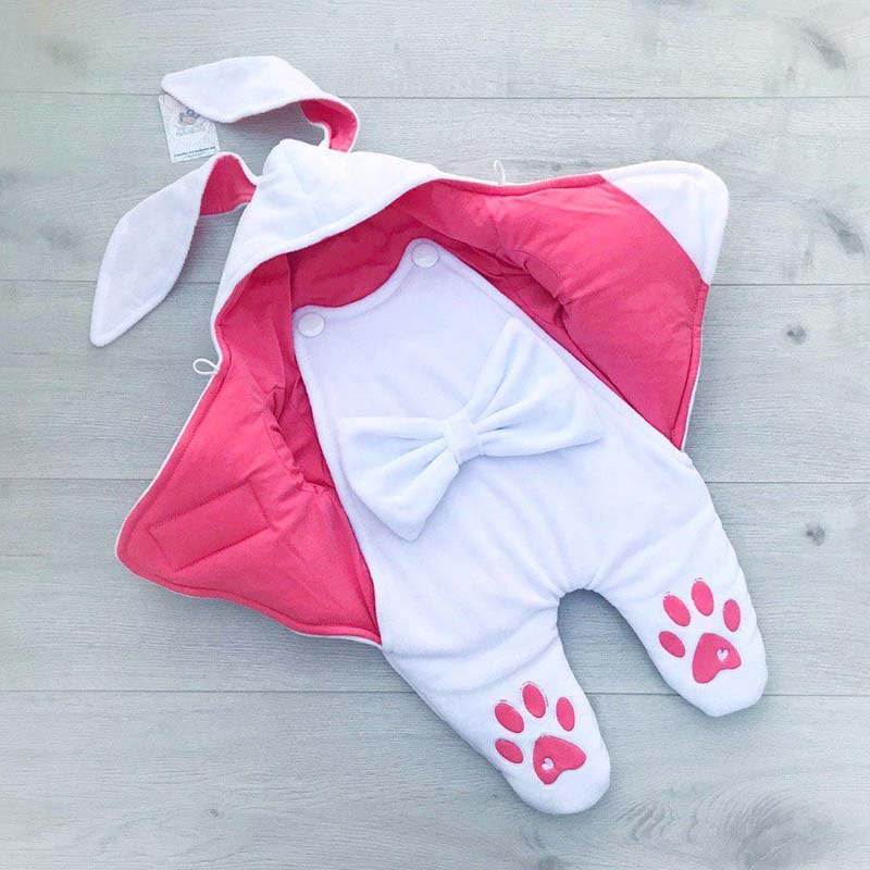 Комбінезон для новонародженої дівчинки Зайчик Банні