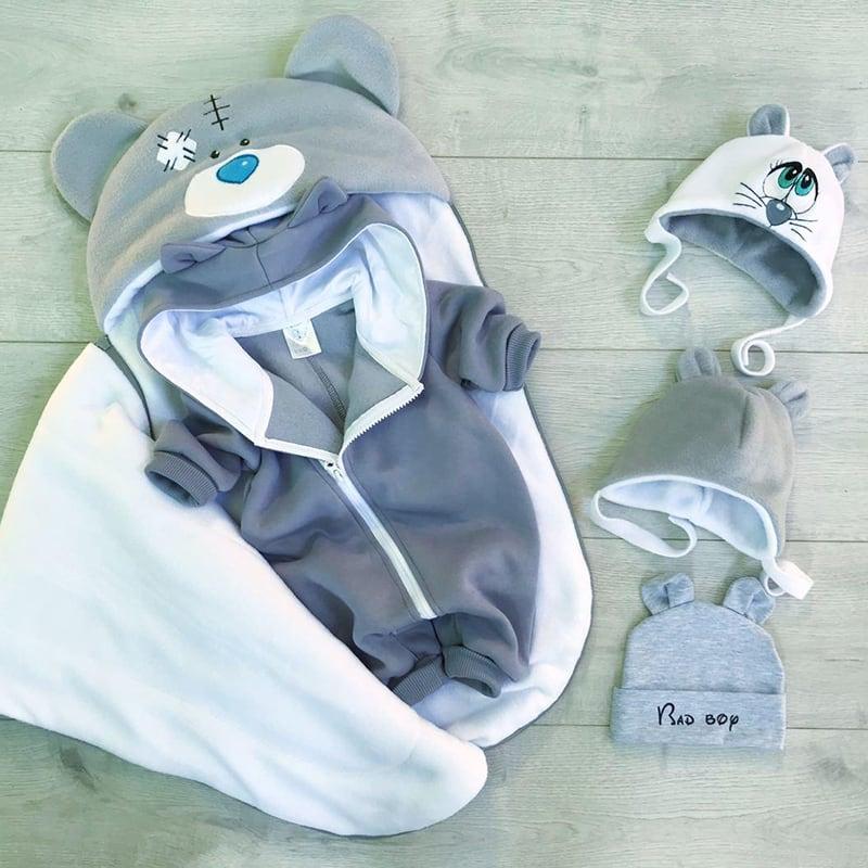 Комбинезон для новорожденных Marvel serenity jersey