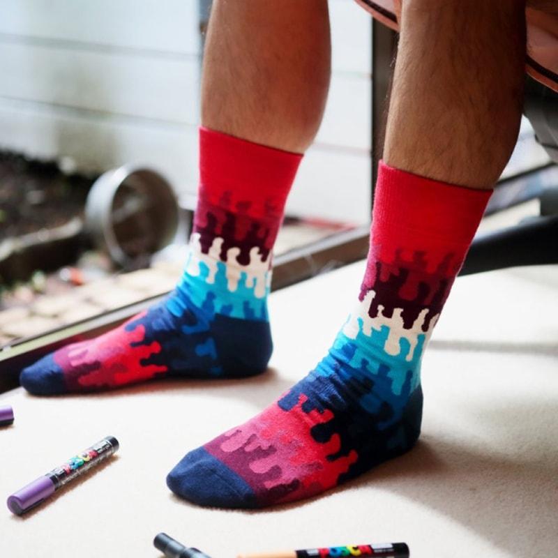 Брендовые мужские носки Elegant