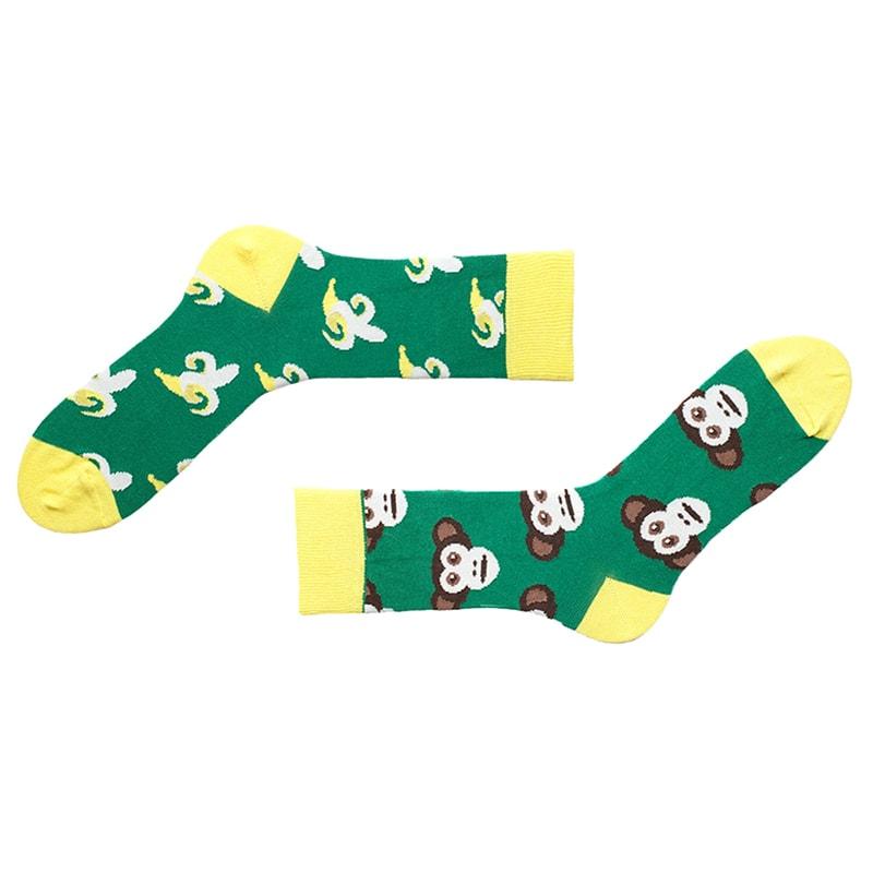 Модные мужские носки Jungle