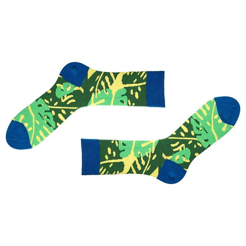 Яркие женские носки Jungle