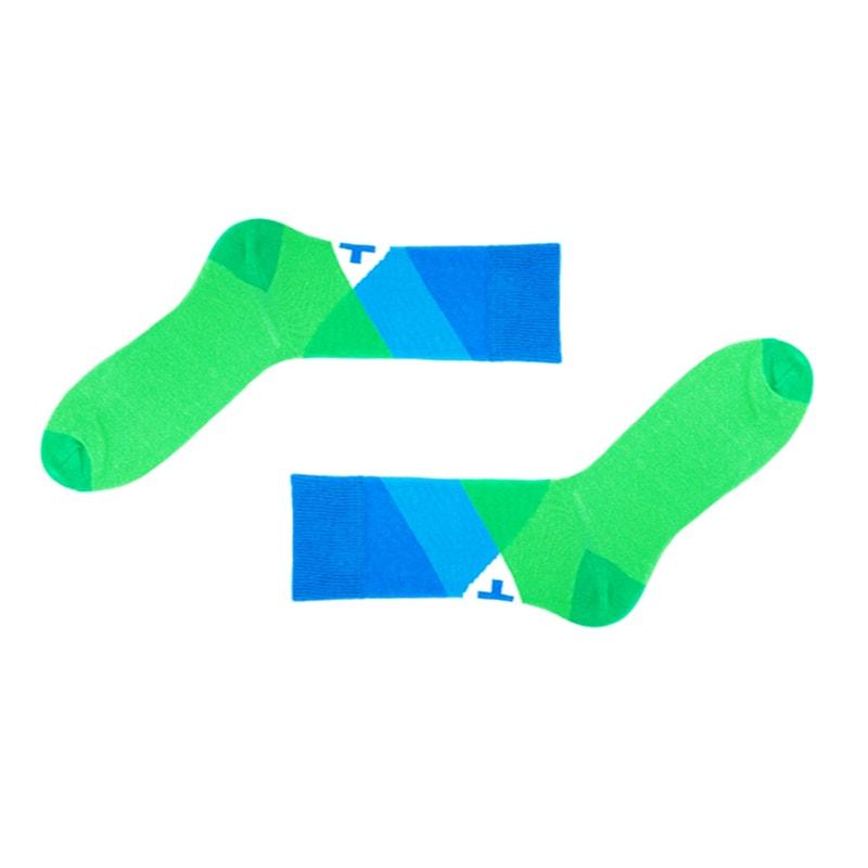 Яркие женские носки Colors