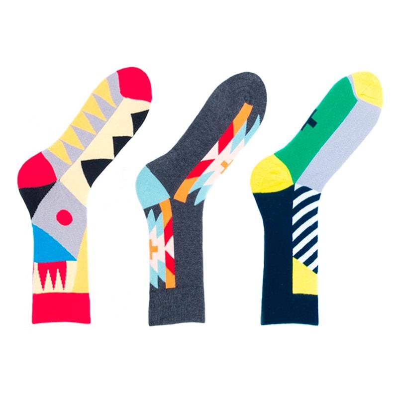 Оригінальні жіночі шкарпетки Geometry
