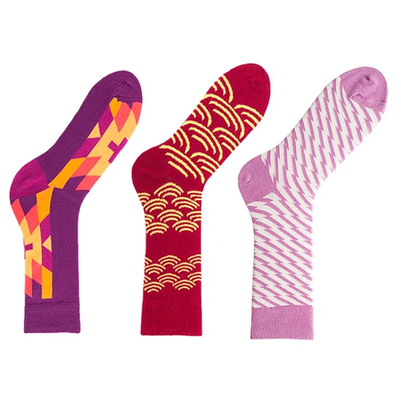 Модные женские носки Tribal
