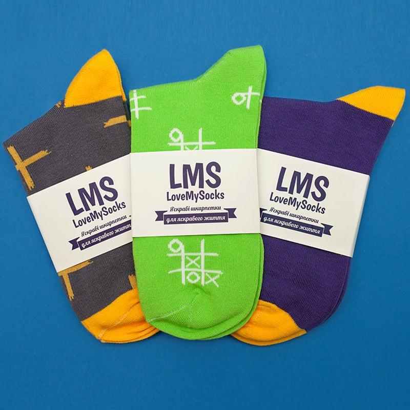 Набор мужских носков в подарок Родос
