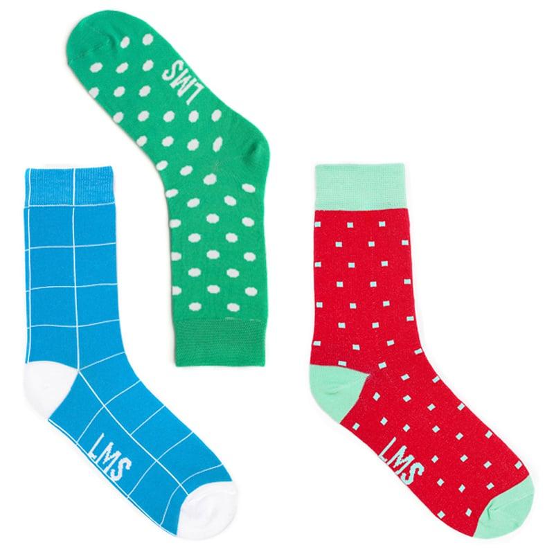 Набор мужских носков для подарка Майорка