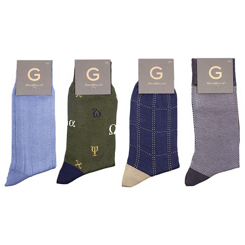 Набір чоловічих шкарпеток Quebec