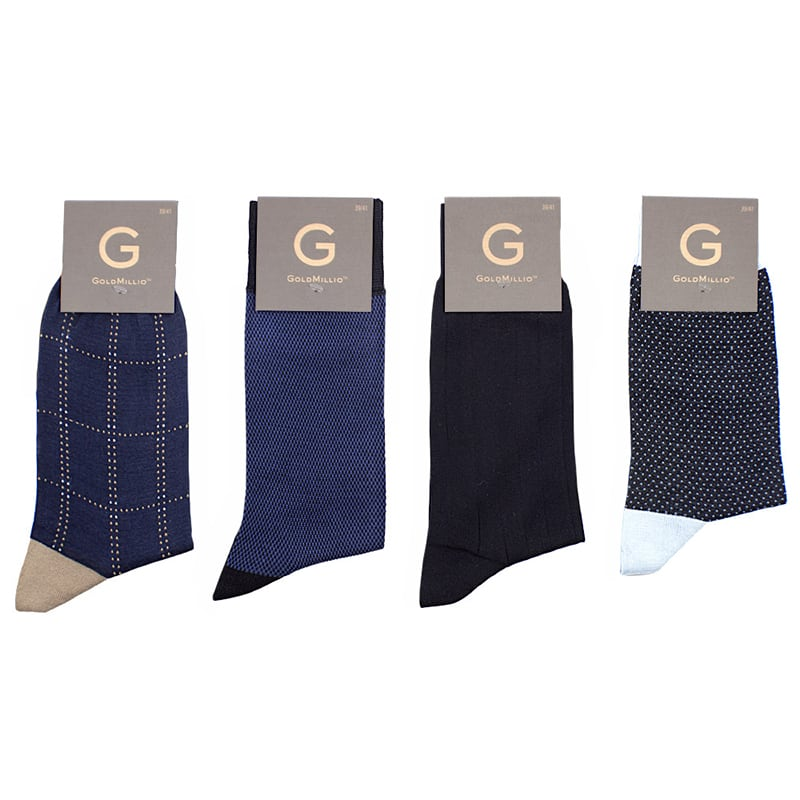 Набір чоловічих шкарпеток Alberta