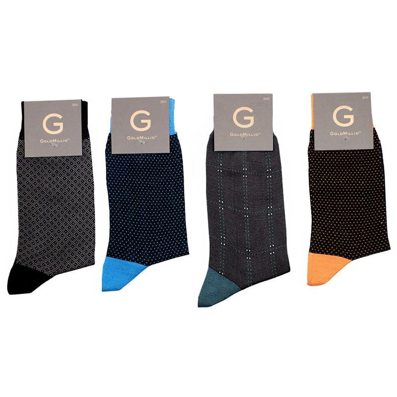 Набор мужских носков Saskatchewan