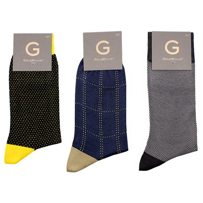 Набор мужских носков Yellowknife