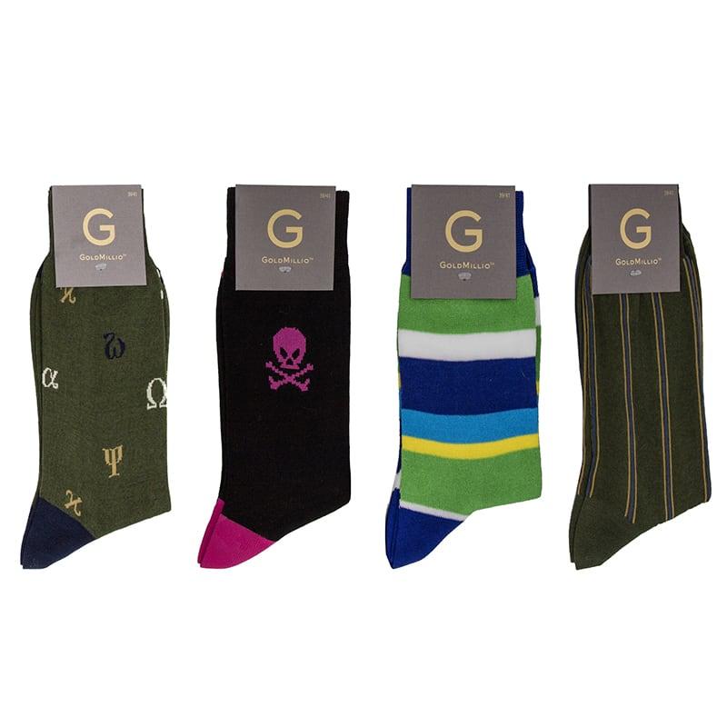 Подарочный набор мужских носков Foggia
