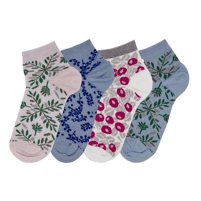 Подарунковий набір шкарпеток Floral Motifs