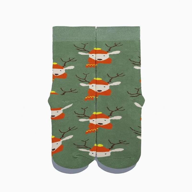 Жіночі шкарпетки Christmas