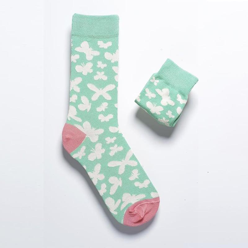 Женские носки в подарочной упаковке Spring Motives
