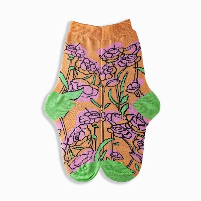 Набір жіночих шкарпеток Floral Motives