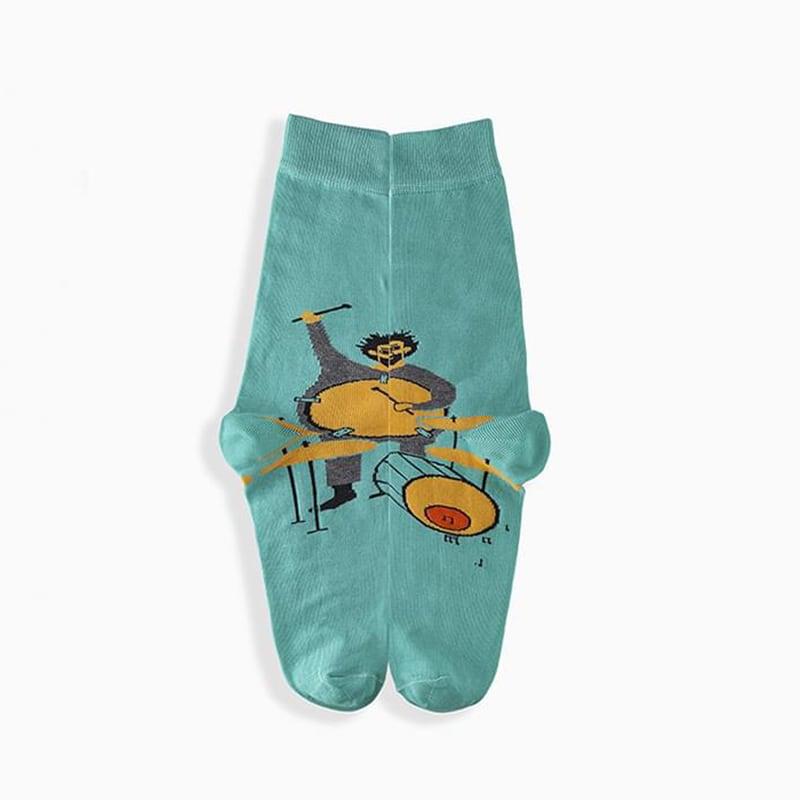 Женские носки Jazz Motives