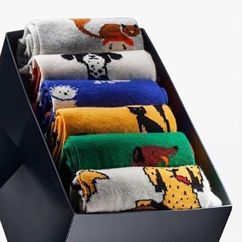 Носки в подарочной упаковке Cat and Dog