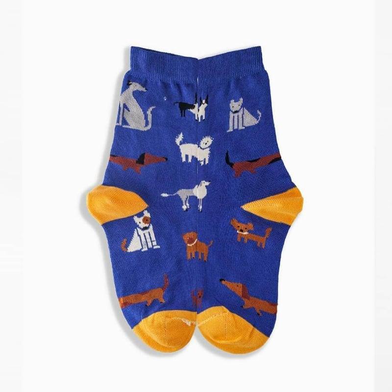 Шкарпетки в подарунковій упаковці Cat and Dog