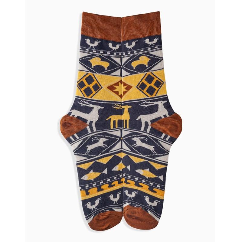 Чоловічі шкарпетки Ethno Style