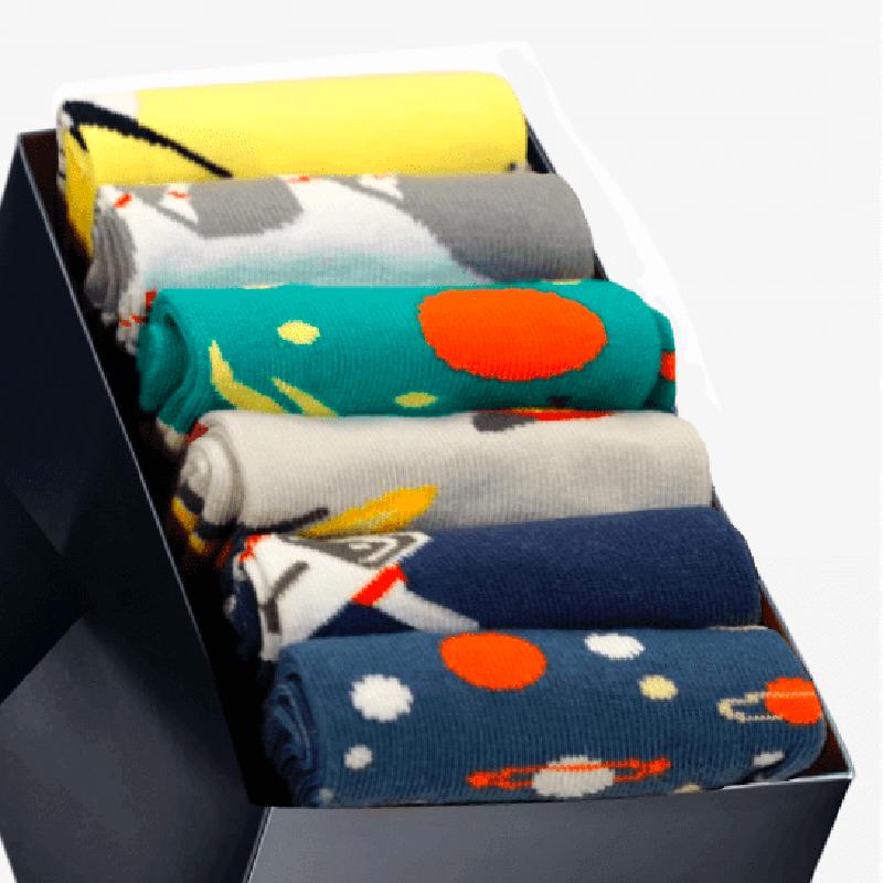 Набор мужских носков Space Style