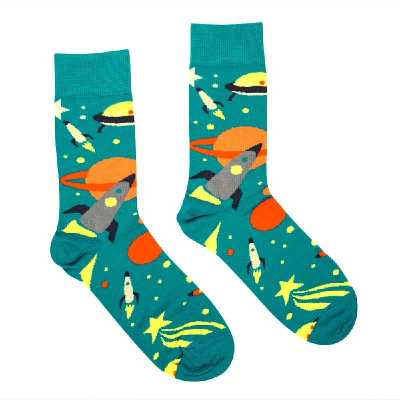 Набір чоловічих шкарпеток Space Style