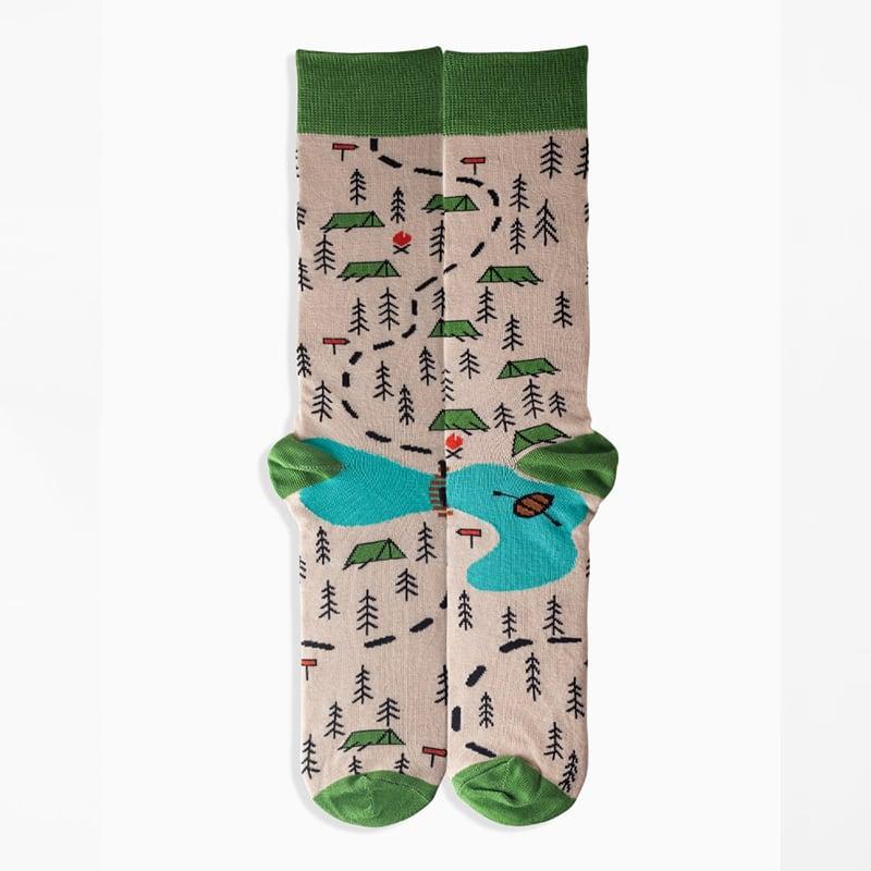 Набор мужских носков Tourist Style