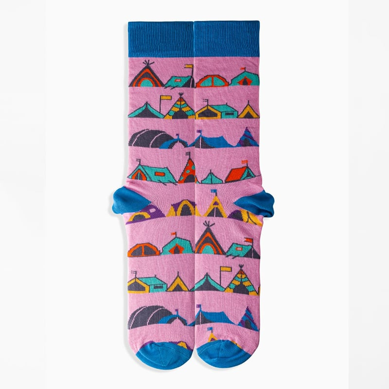 Набір чоловічих шкарпеток Tourist Style