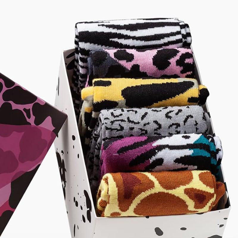 Набір жіночих шкарпеток Wild Style