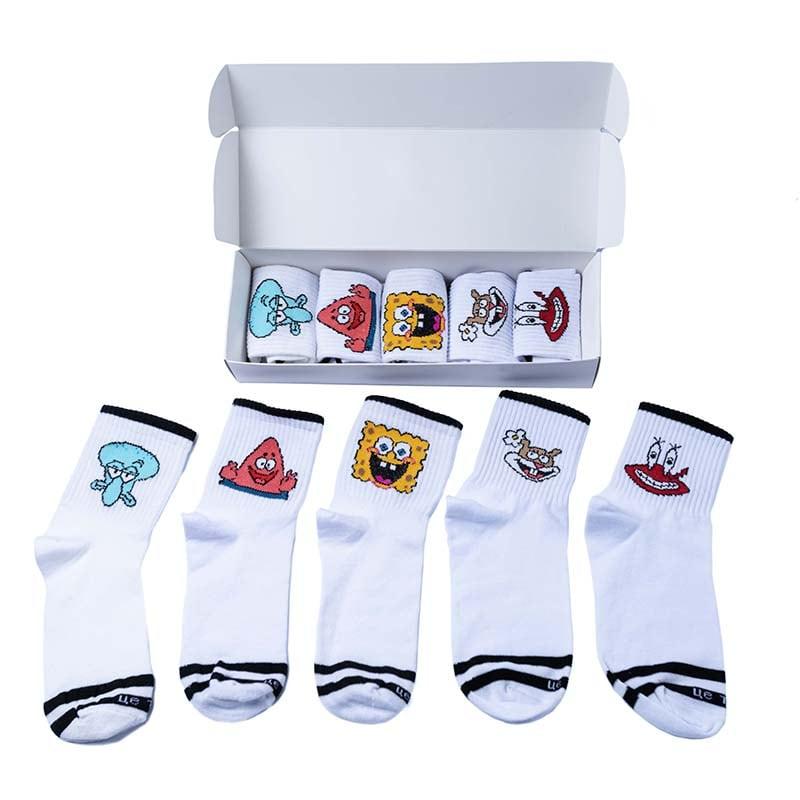 Жіночі шкарпетки Spongebob