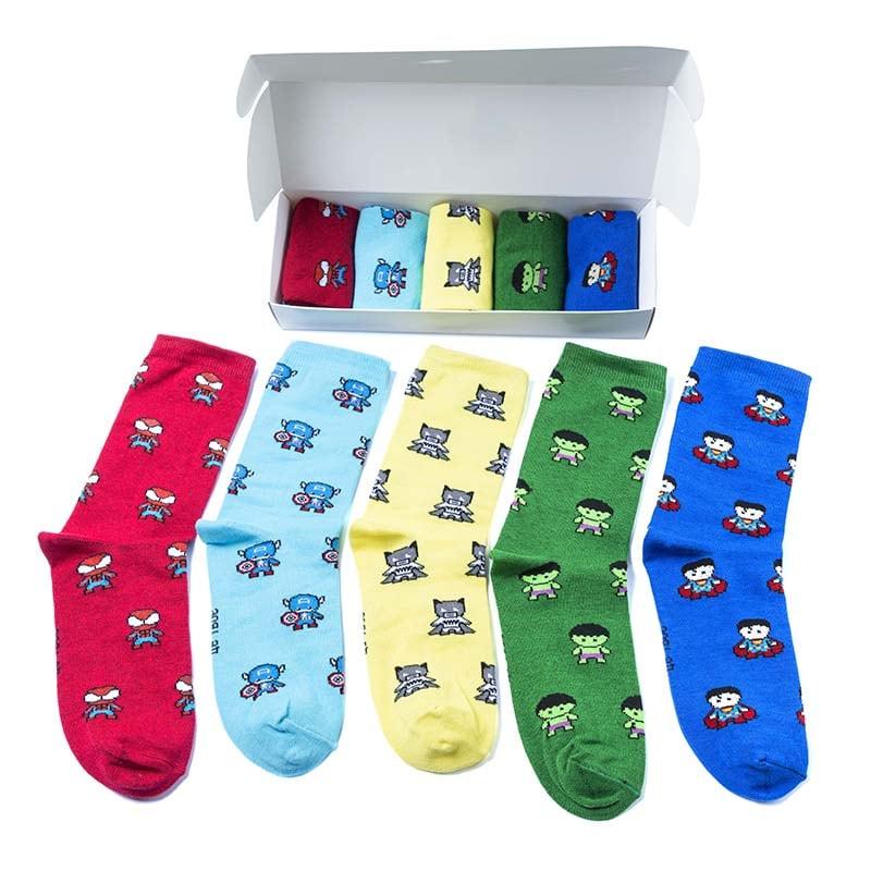 Набір жіночих шкарпеток Marvel