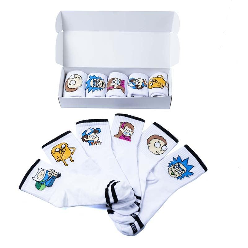 Шкарпетки в подарунковій упаковці Animation