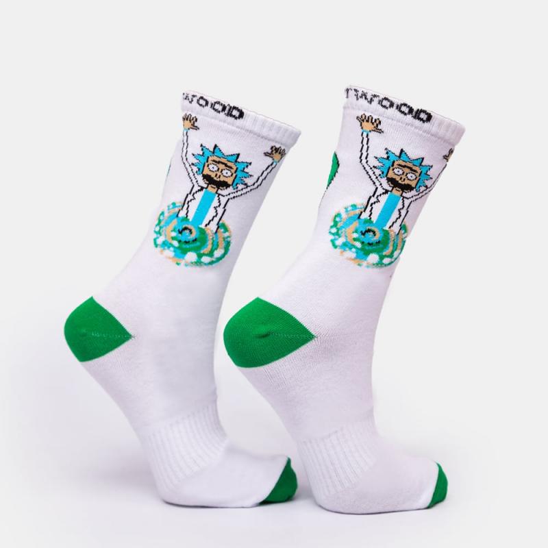 Набір жіночих шкарпеток Evil Rick