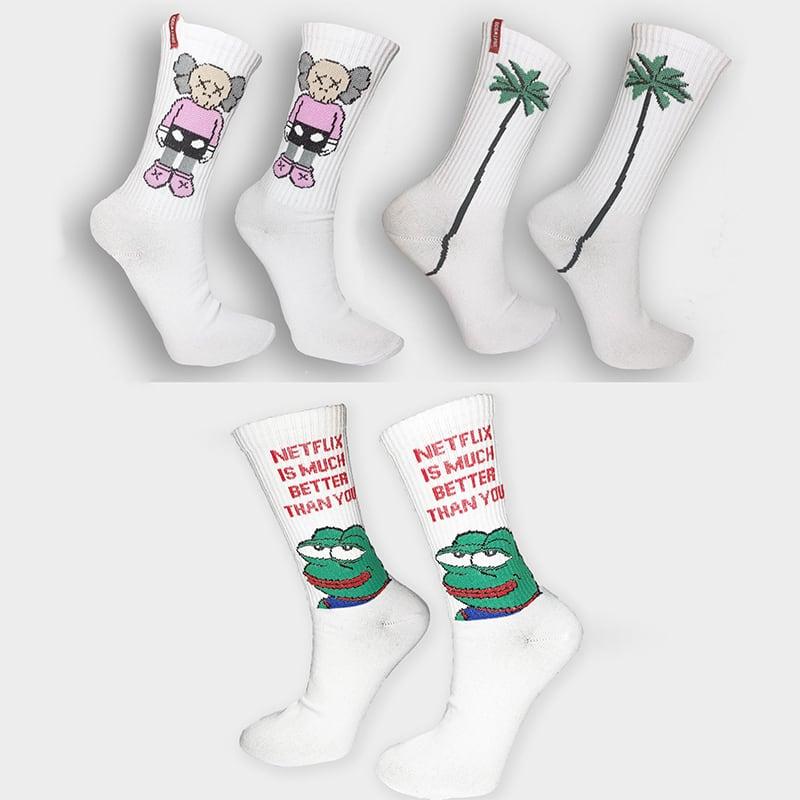 Шкарпетки чоловічі Netflix Style
