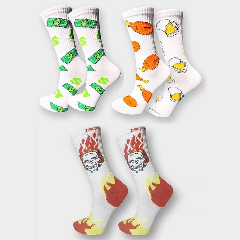 Набір чоловічих шкарпеток Creative Style