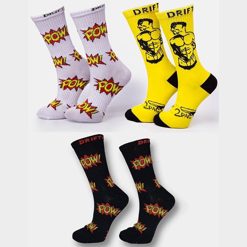 Чоловічі шкарпетки Drive Style