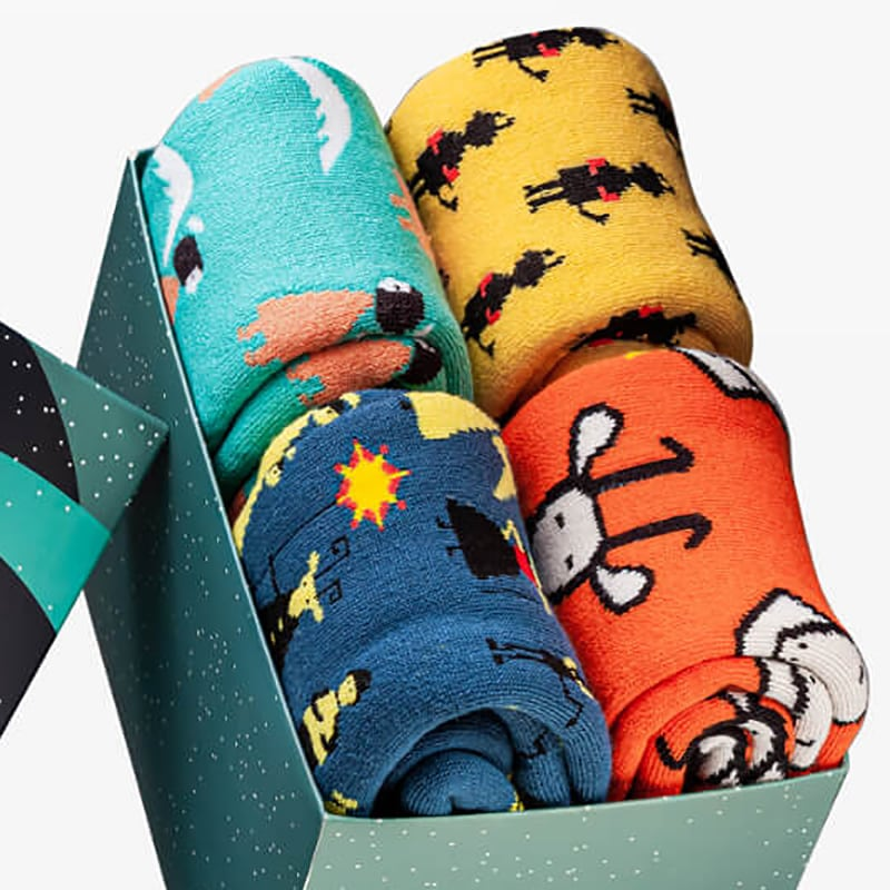 Набор женских носков Merry Cristmas