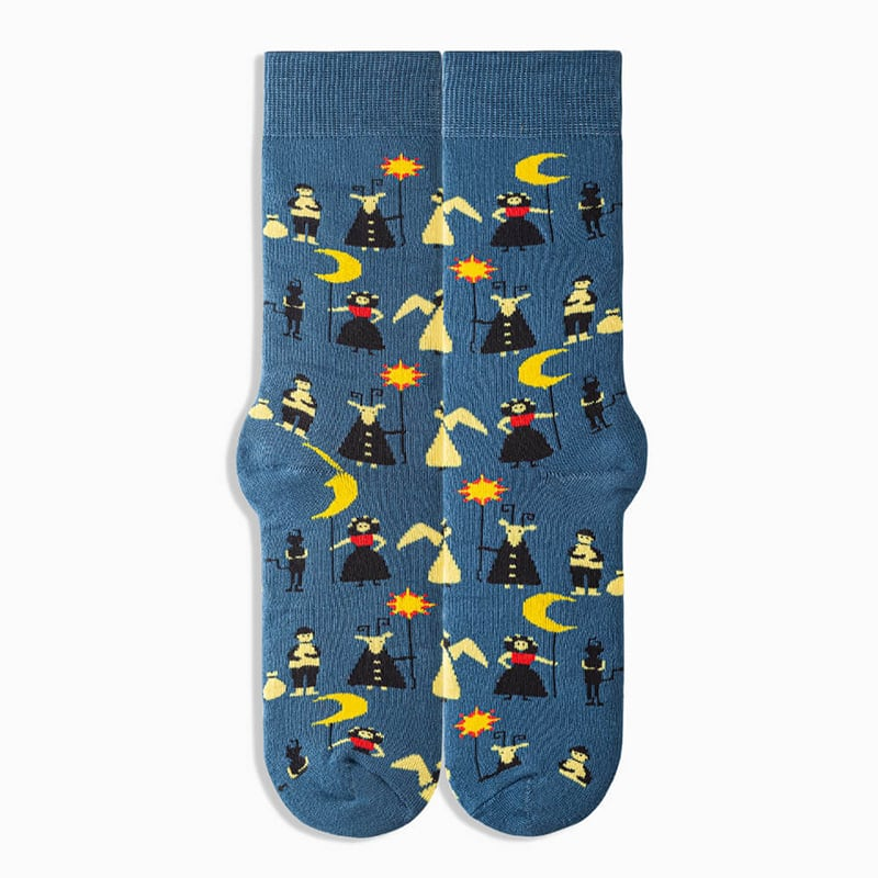 Набор мужских носков Merry Cristmas