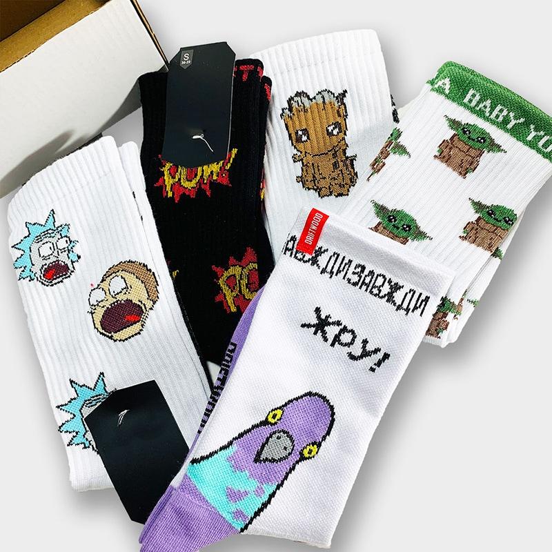 Чоловічі шкарпетки в подарунковій упаковці Unicorn Poop