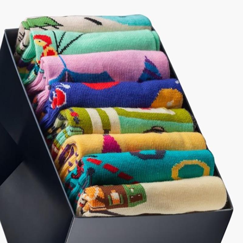 Шкарпетки в подарунковій коробці Tourist Style