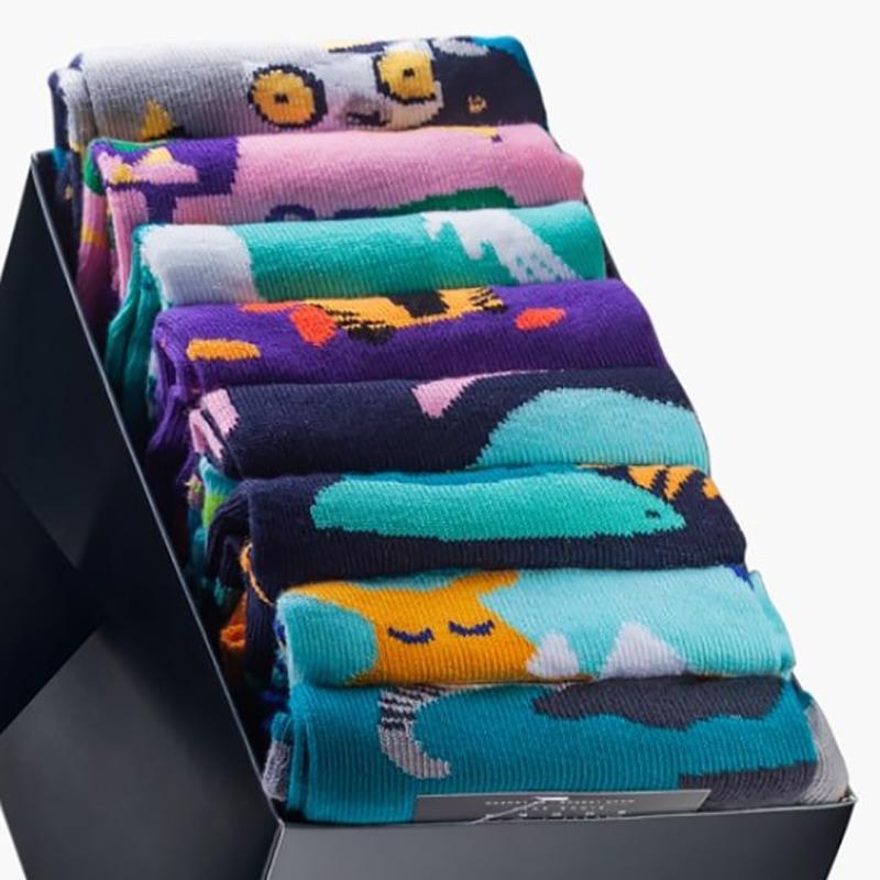 Набір чоловічих шкарпеток Jungle Style
