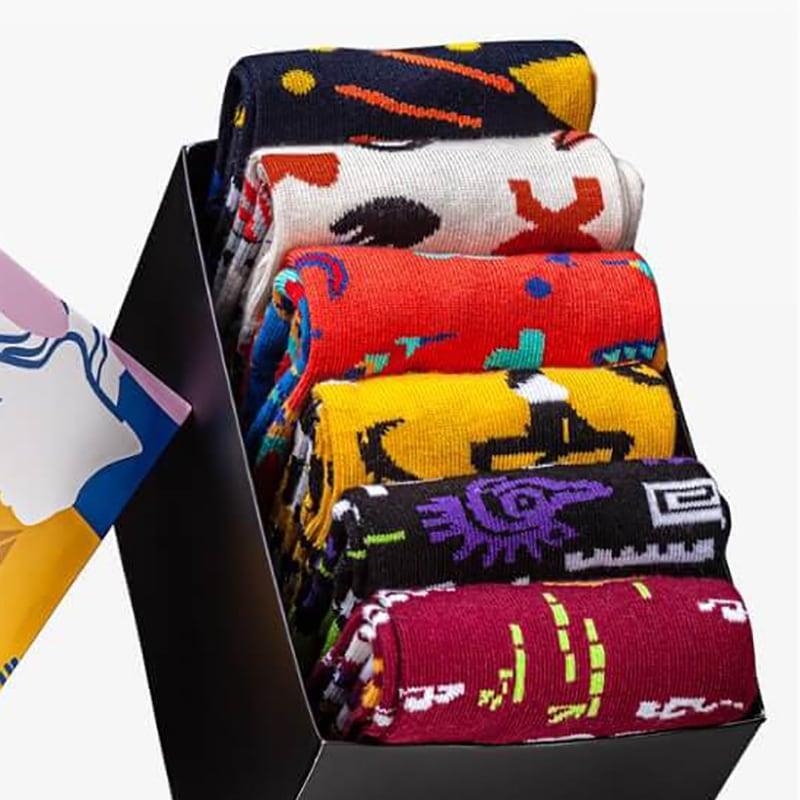 Шкарпетки в подарунковій упаковці Sea Style