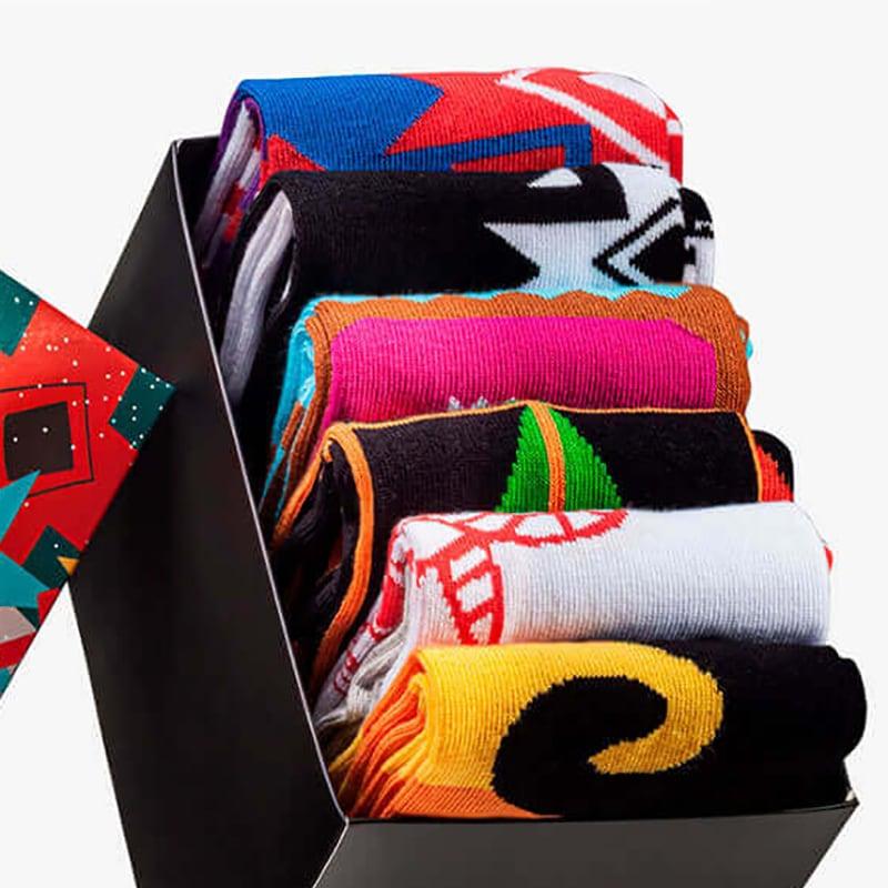 Чоловічі шкарпетки в подарунковій упаковці Dynamic Style