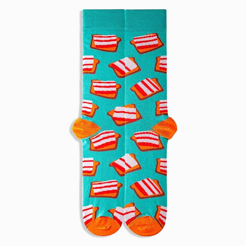 Набор для мужчин из прикольных носков Geometry