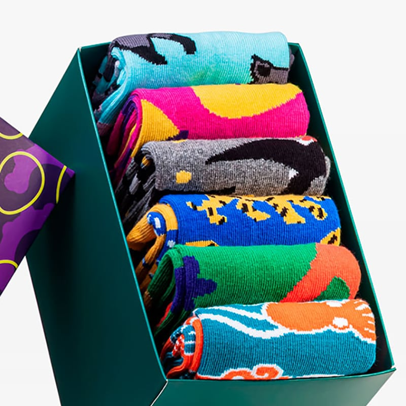 Набор мужских носков Heroic Style