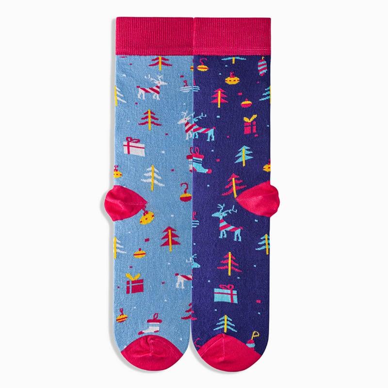 Мужские носки Fairytale New Year